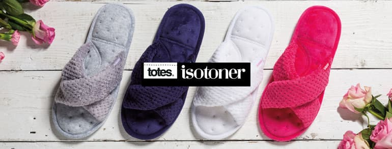 totes ISOTONER Voucher Codes 2019