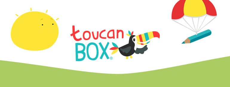 Toucan Box Voucher Codes 2018