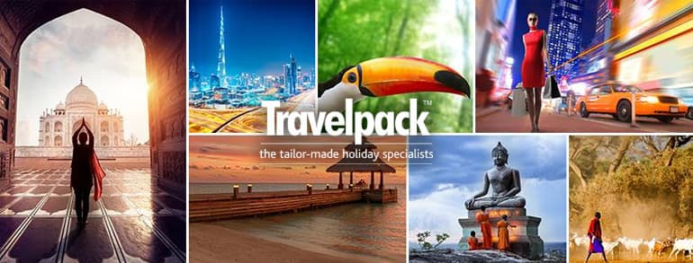 Travelpack Voucher Codes 2019 / 2020