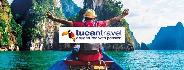 Tucan Travel  Voucher Codes 2020 / 2021