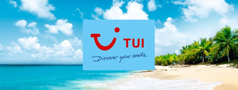 TUI Discount Codes 2020
