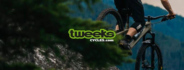 Tweeks Cycles Discount Codes 2020