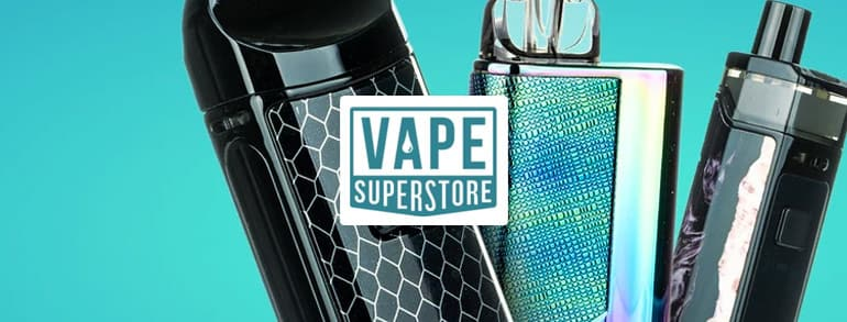 Vape Superstore Discount Codes 2021