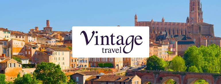 Vintage Travel Voucher Codes 2020 / 2021