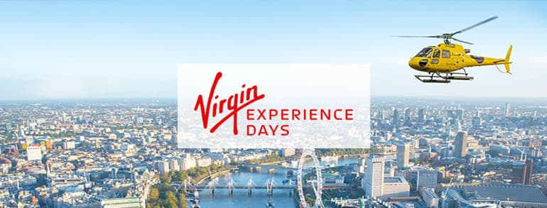 Virgin Experience Days Discount Codes 2019