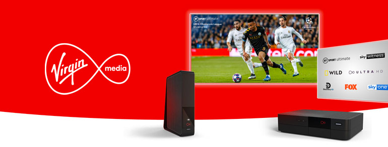 Virgin Media Promo Codes 2020