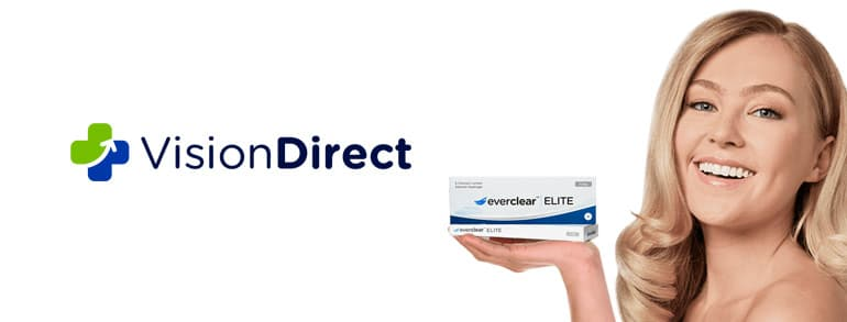 Vision Direct Promo Codes 2020