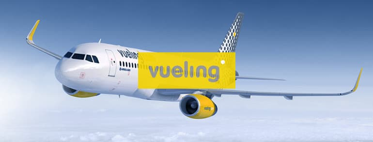Vueling Discount Codes 2019
