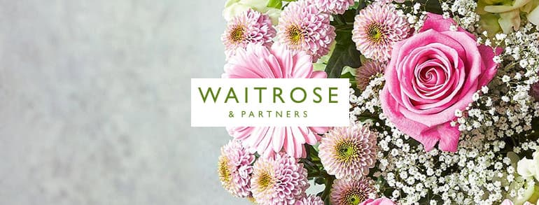 Florist by Waitrose & Partners Promotional Codes 2020