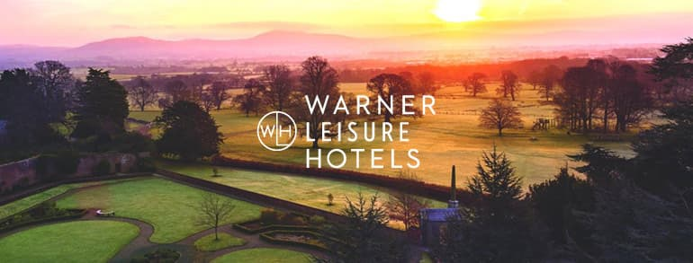Warner Leisure Hotels Voucher Codes 2020