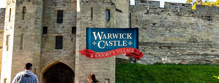 Warwick Castle Voucher Codes 2020