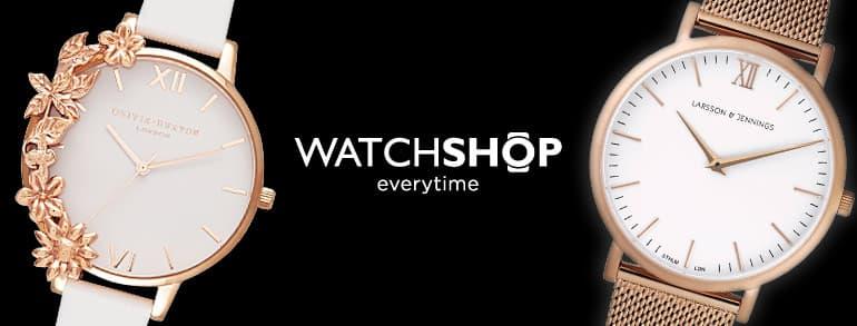 Watch Shop Voucher Codes 2018