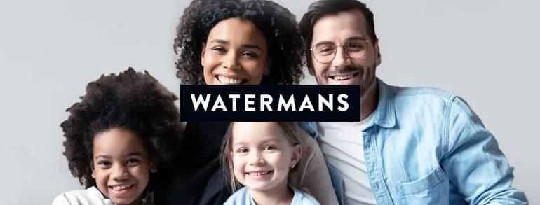 Watermans Voucher Codes 2021