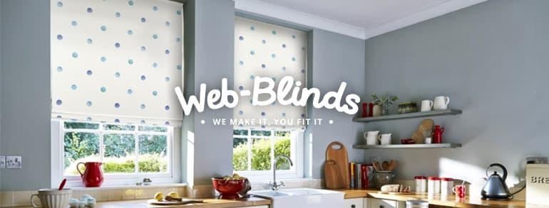 web-blinds  Promo Codes 2018