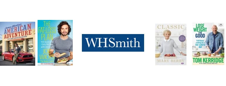 Whsmith promotion codes vouchers august 2018 5 off whsmith promotion codes 2018 solutioingenieria Choice Image