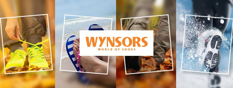 Wynsors World of Shoes Discount Codes 2020