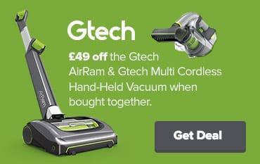 Gtech Discounts