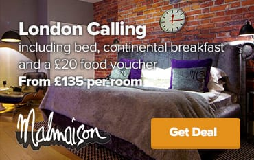 malmaison offer