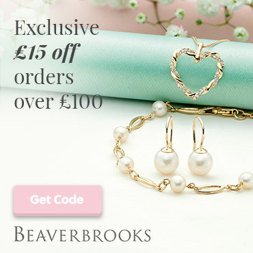 Beaverbrooks Exclusive £15 off £100