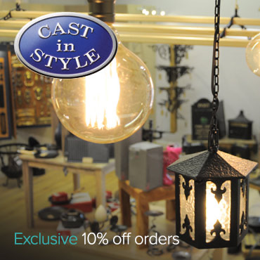 Cast in Style 10%