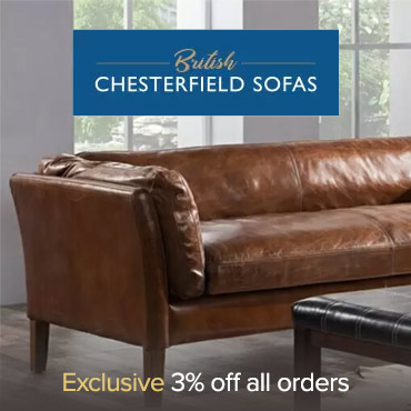 Chesterfield Sofas 3% off
