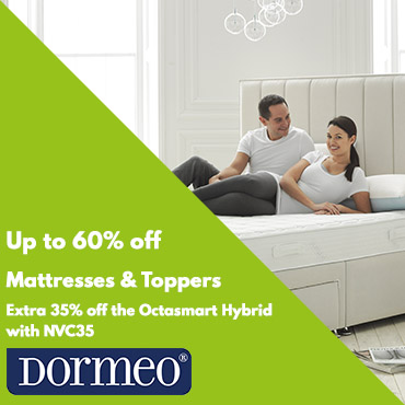 Dormeo BF offer
