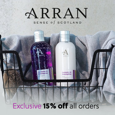 Exclusive 15% off all orders