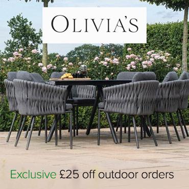 Exclusive £25 off outdoor orders