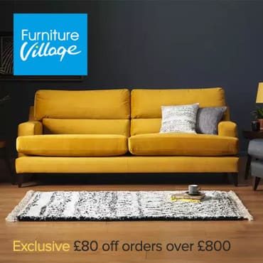 Furn Village Exclusive £80 off £800