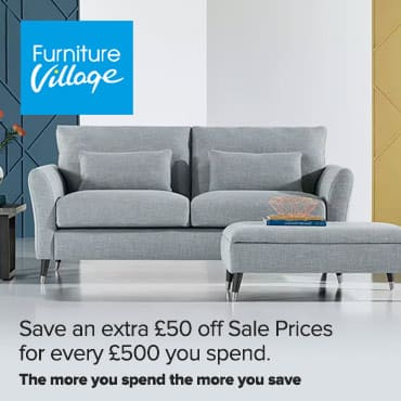 Furn Village spend & save offer