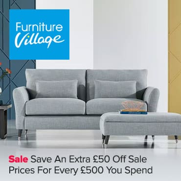 Furniture Village cat side