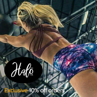 Halo Fitness 10% off