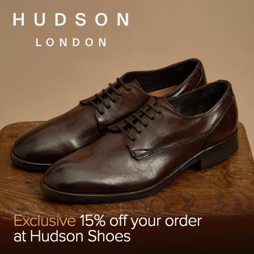 Hudson Shoes Exclusive