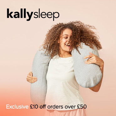 Kally Sleep Exclusive £10 off £50