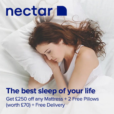 Nectar Sleep £250 off
