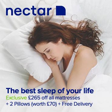 Nectar Sleep £265 off