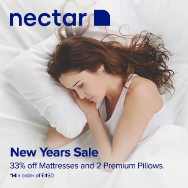 Nectar Sleep New Years Sale