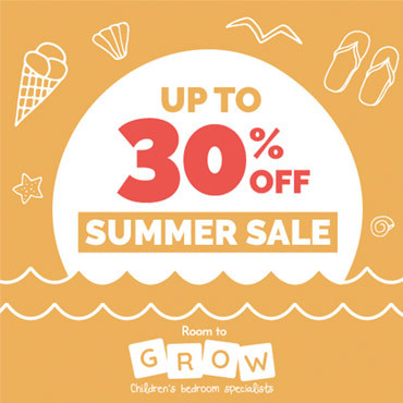 Room to Grow Summer Sale