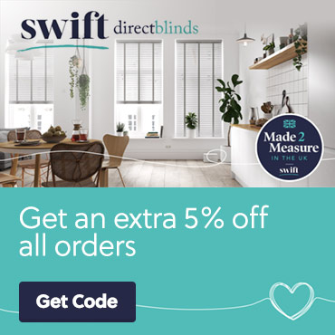 Swift Direct Blinds 5% off