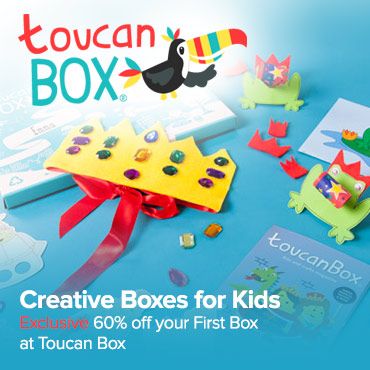 Toucan Box Exclusive