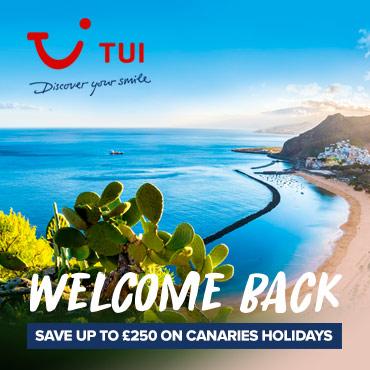 TUI Canaries £250