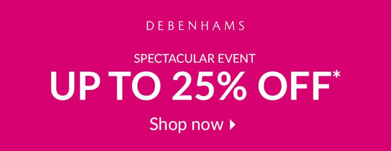 Debenhams Spectacular