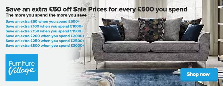 Furn Village s&s offer