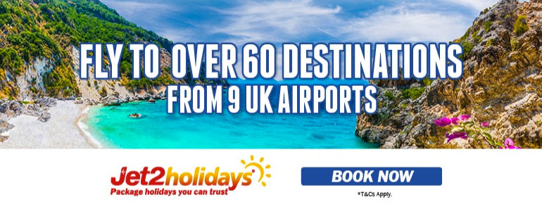 Jet2holidays Offer
