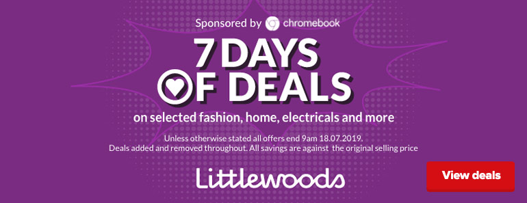 Littlewoods 7 days deals