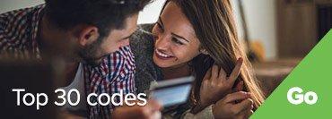 Top 30 Codes