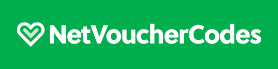 Logo with green background