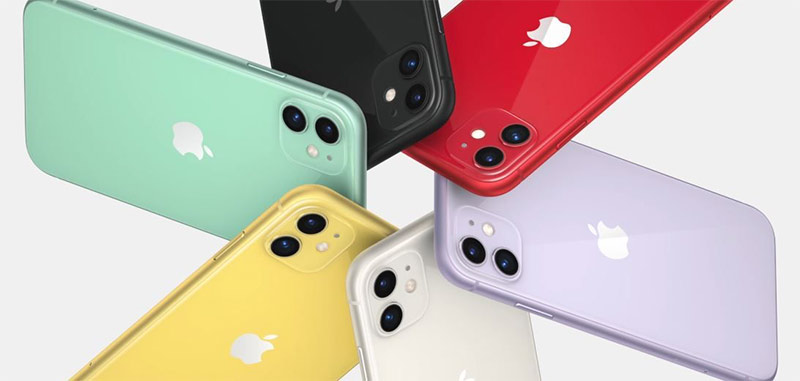 iPhone 11 at Mobiles.co.uk