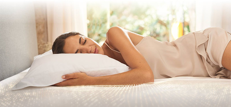 Get a good nights sleep on a Tempur Mattress