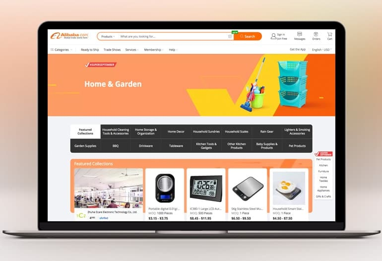 Online Shopping for Popular Products